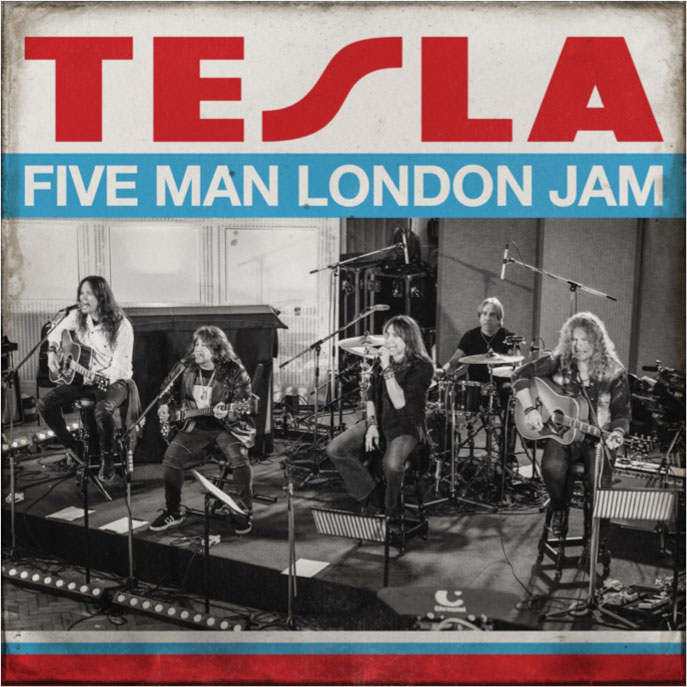 Tesla Album Cover
