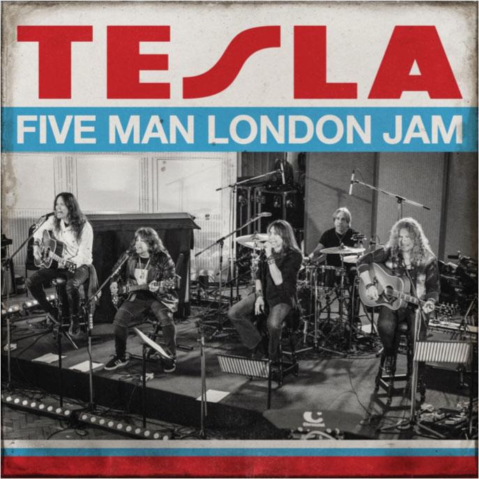 Tesla Album Cover