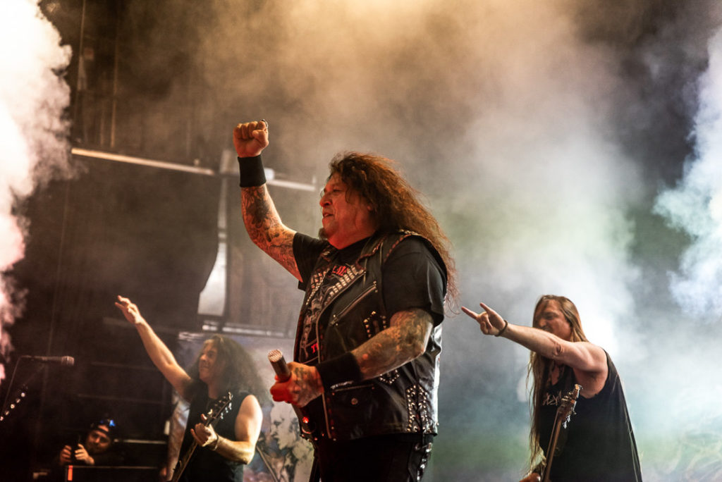 Testament - at The O2 Forum, Kentish Town