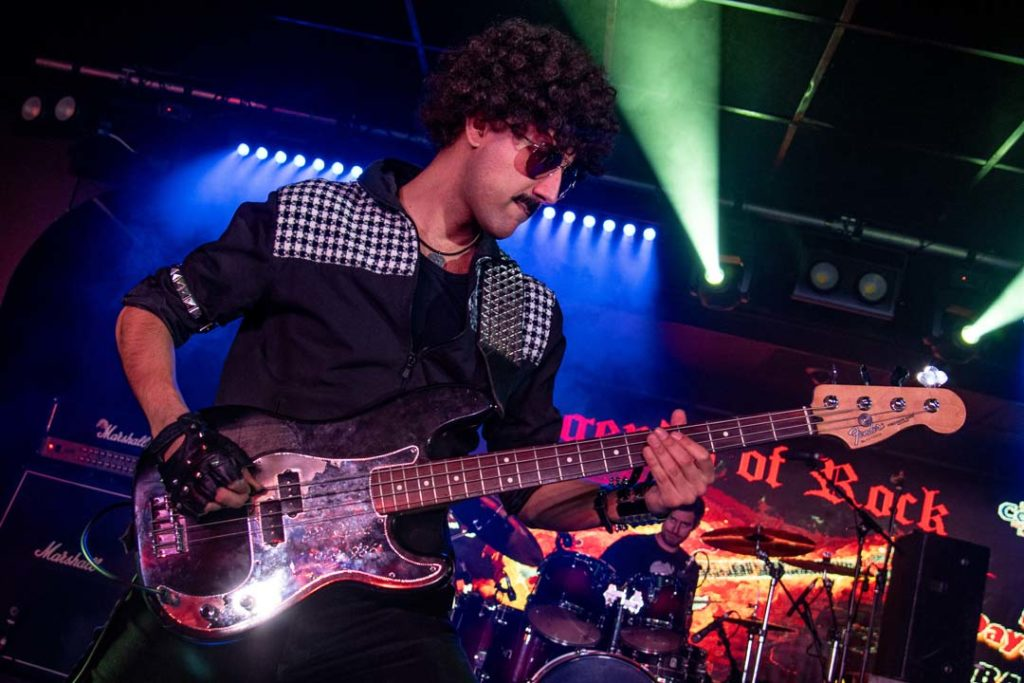 Thin Lizzy Experience at The Legends Of Rock, Great Yarmouth