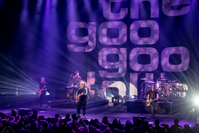 The Goo Goo Dolls, Camden Roundhouse