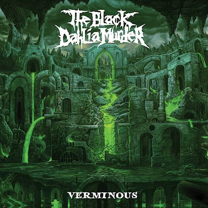 The Black Dahlia Murder album cover