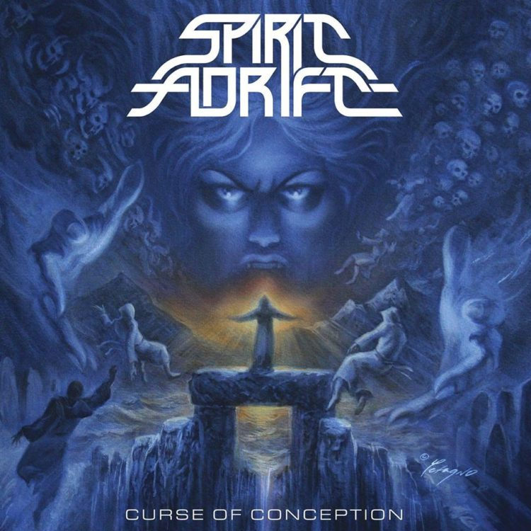Album cover of Spirit Adrift