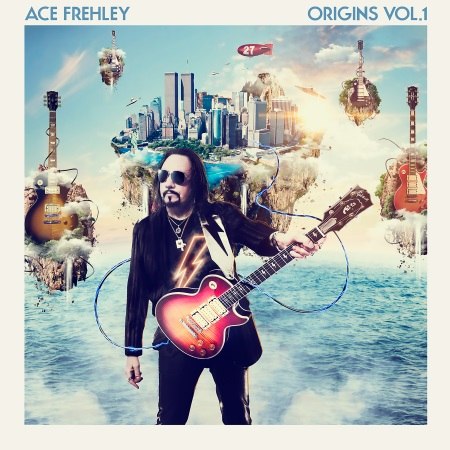 Cover of Ace Frehley Origins