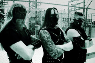 Black Pestilence band photo