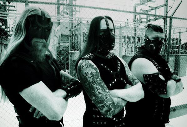 Black Pestilence band photo