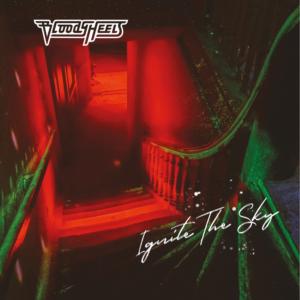 Bloody Heels album cover photo