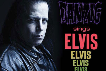 Photo of Danzig Sings Elvis album cover
