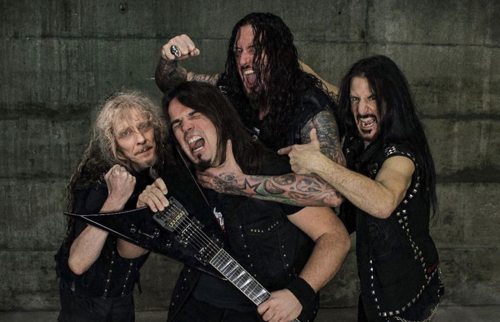Photo of German Metal band Destruction