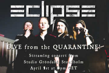Eclipse live stream poster