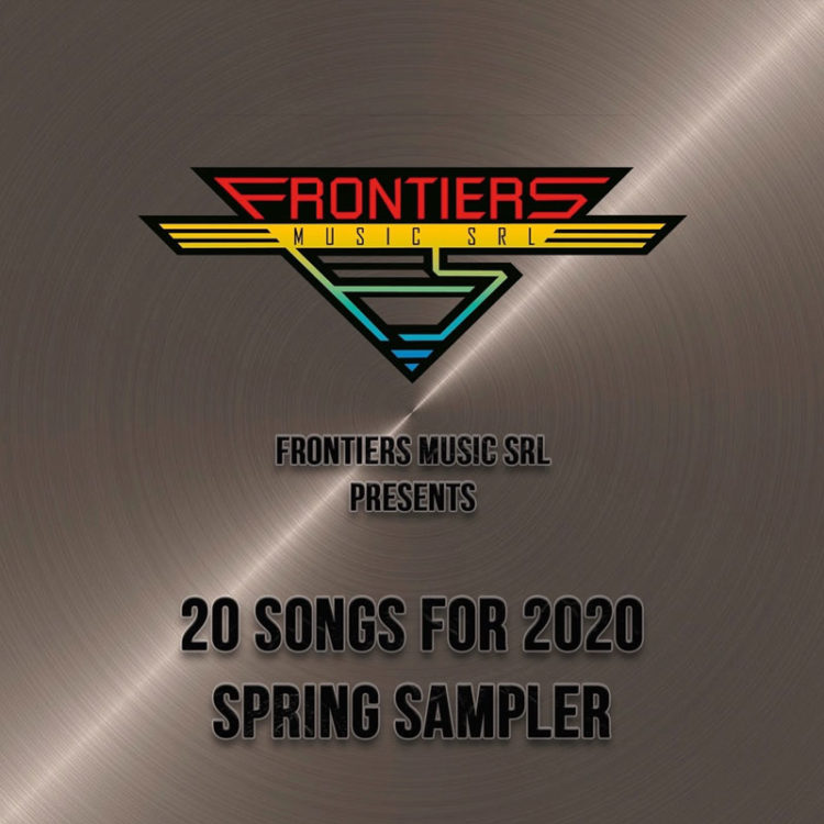 Frontiers Music 20 for 2020 image