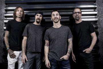 Godsmack Band Photo