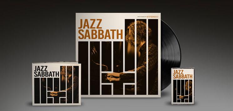 Jazz Sabbath album cover
