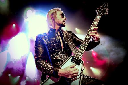 Photo of Richie Faulkner, Judas Priest