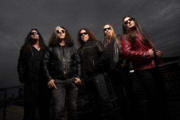 Band photo of Testament