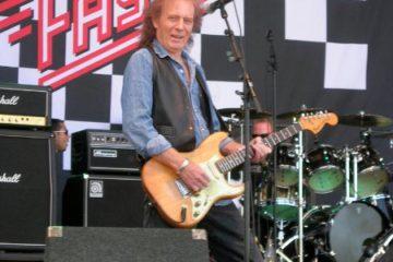 Image of 'Fast' Eddie Clarke