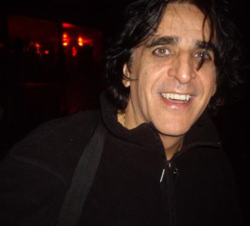 Jaz Coleman, from Killing Joke