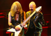 Halford and Downing, of Judas Priest