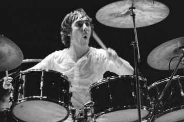Photo of The Who drummer Keith Moon