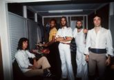 Photo of Steve Hackett in Genesis