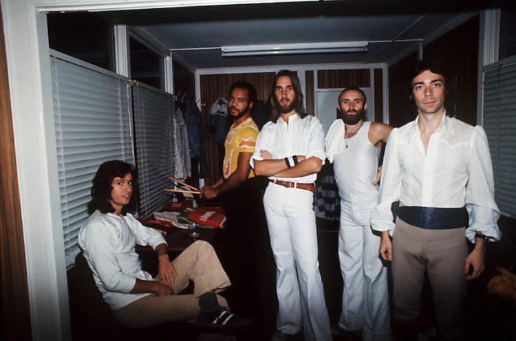 Photo of Steve Hackett in Genesis
