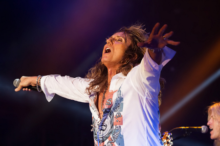Whitesnake-From Blues Rock to Hard Rock Legends