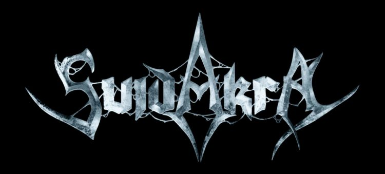 Logo of the band SuidAkrA