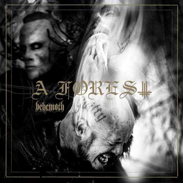 Behemoth - A Forest EP Cover