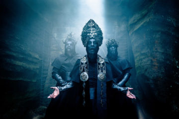 Photo of the band Behemoth