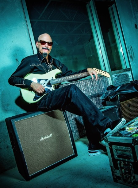 Photo of the late Bob Kulick