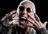 Dee Snider, who is releasing For The Love of Metal Live