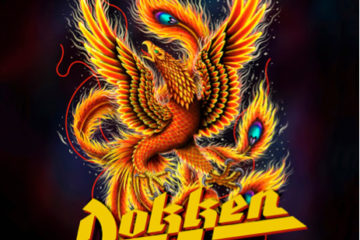 Dokken - The Lost Songs album cover