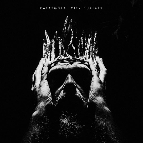 The cover of City Burials by Katatonia