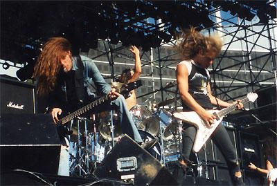 Photo of Metallica - Day On The Green 1985