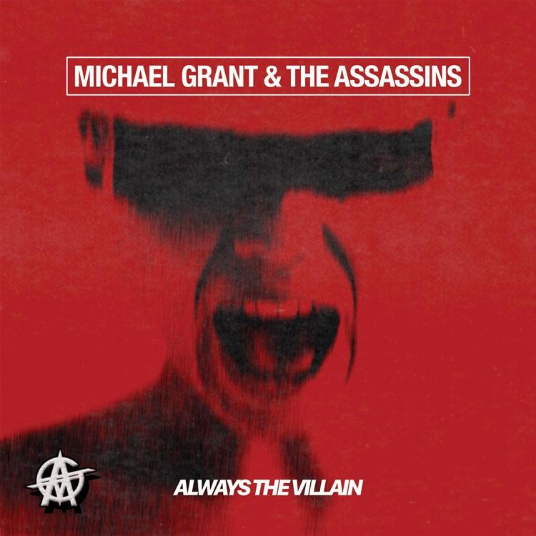 Photo fo Michael Grant & The Assassins album cover