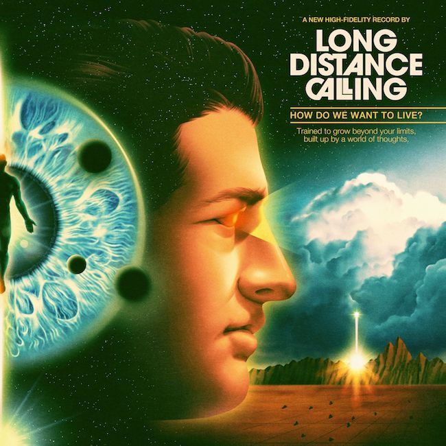 Long Distance Calling album cover
