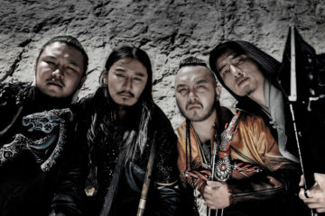Photo of Mongolian band The Hu