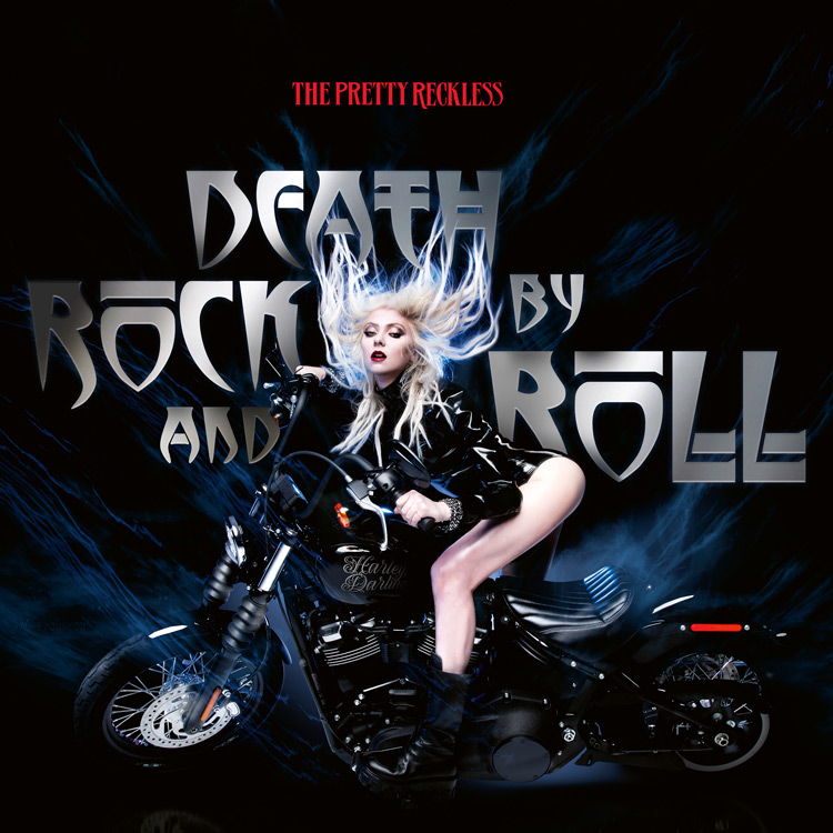 Single cover from The Pretty Reckless