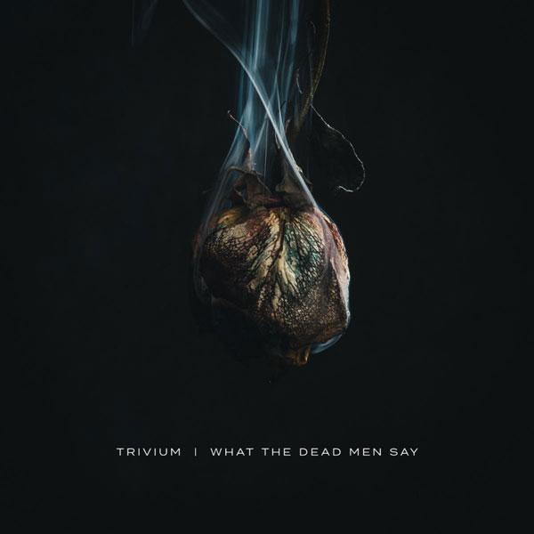 Image of the new album from Trivium
