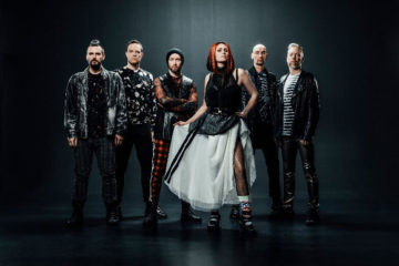 Photo of Dutch Symphonic Metal band Within Temptation