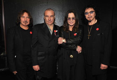 Black Sabbath in 2011