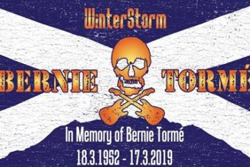 Bernie Torme - WinterStorm Performance available to stream