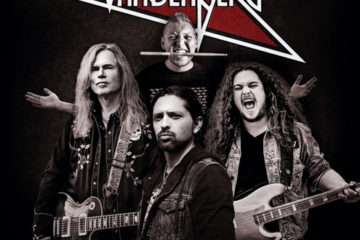 Photo of the band Vandenberg