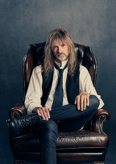 Photo of Arjen Lucassen, from Ayreon