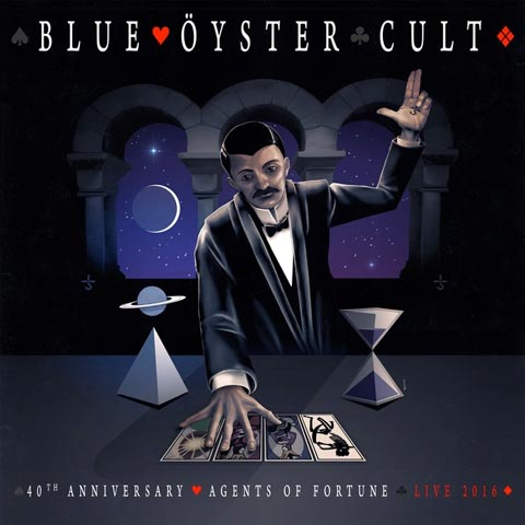 Agents of Fortune, Blue Oyster Cult