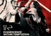 Evanescence and Within Temptation - new tour date poster