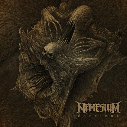 Nemesium Album Cover