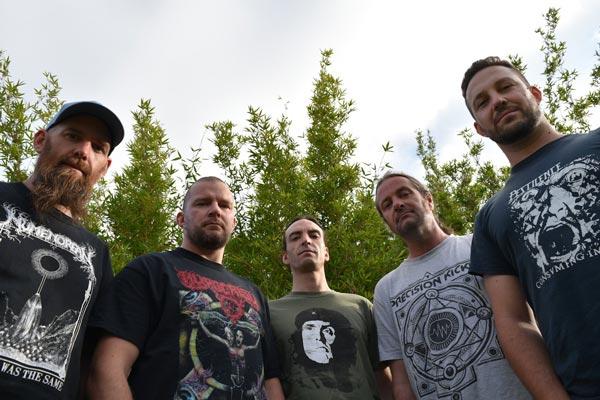 Photo of the band Nemesium