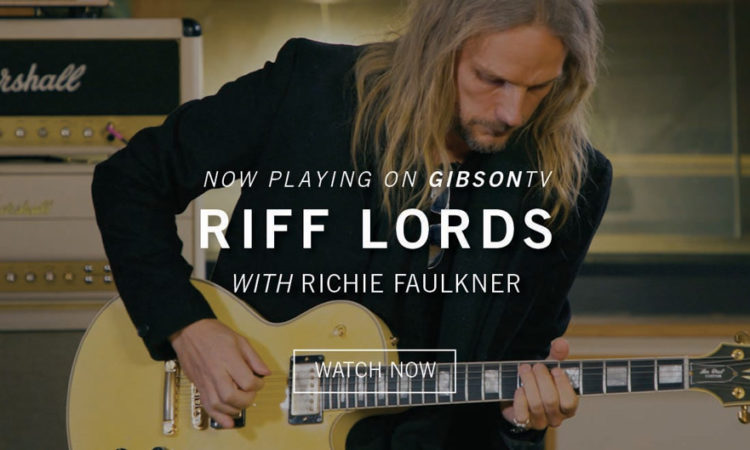 Photo of Richie Faulkner from Gibson TV