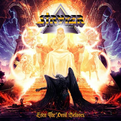Photo of the album Even the Devil Believes, from Stryper